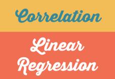 correlation-linear-regression