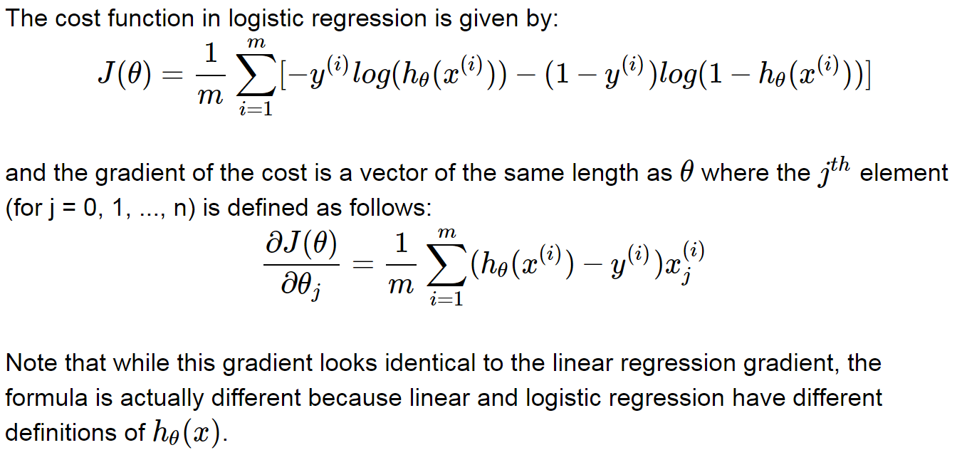 Logistic Regression Regularized with Optimization | DataScience+