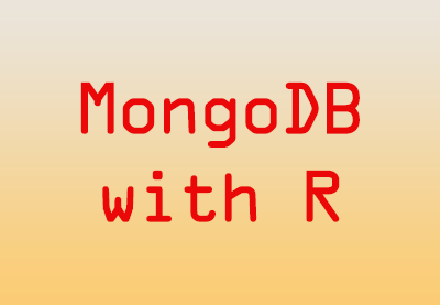 Using MongoDB with R | DataScience+
