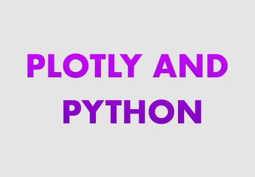 Plotting Data Online via Plotly and Python | DataScience+