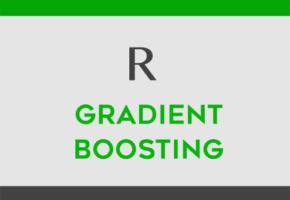 Gradient boosting in R   DataScience+