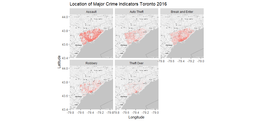 Exploring, Clustering, and Mapping Toronto\'s Crimes | DataScience+