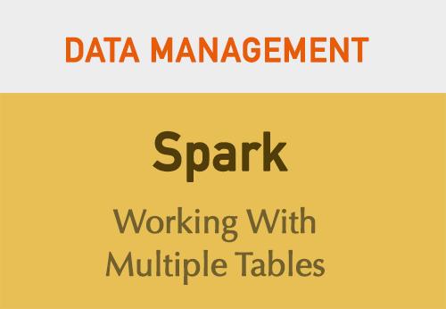 Spark RDDs Vs DataFrames vs SparkSQL – Part 2 : Working With