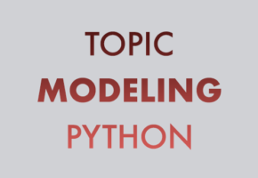 Topic Modeling in Python with NLTK and Gensim | DataScience+