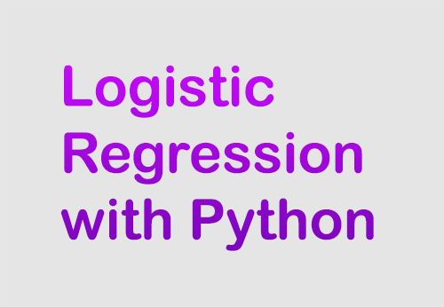 Logistic Regression with Python using Titanic data | DataScience+
