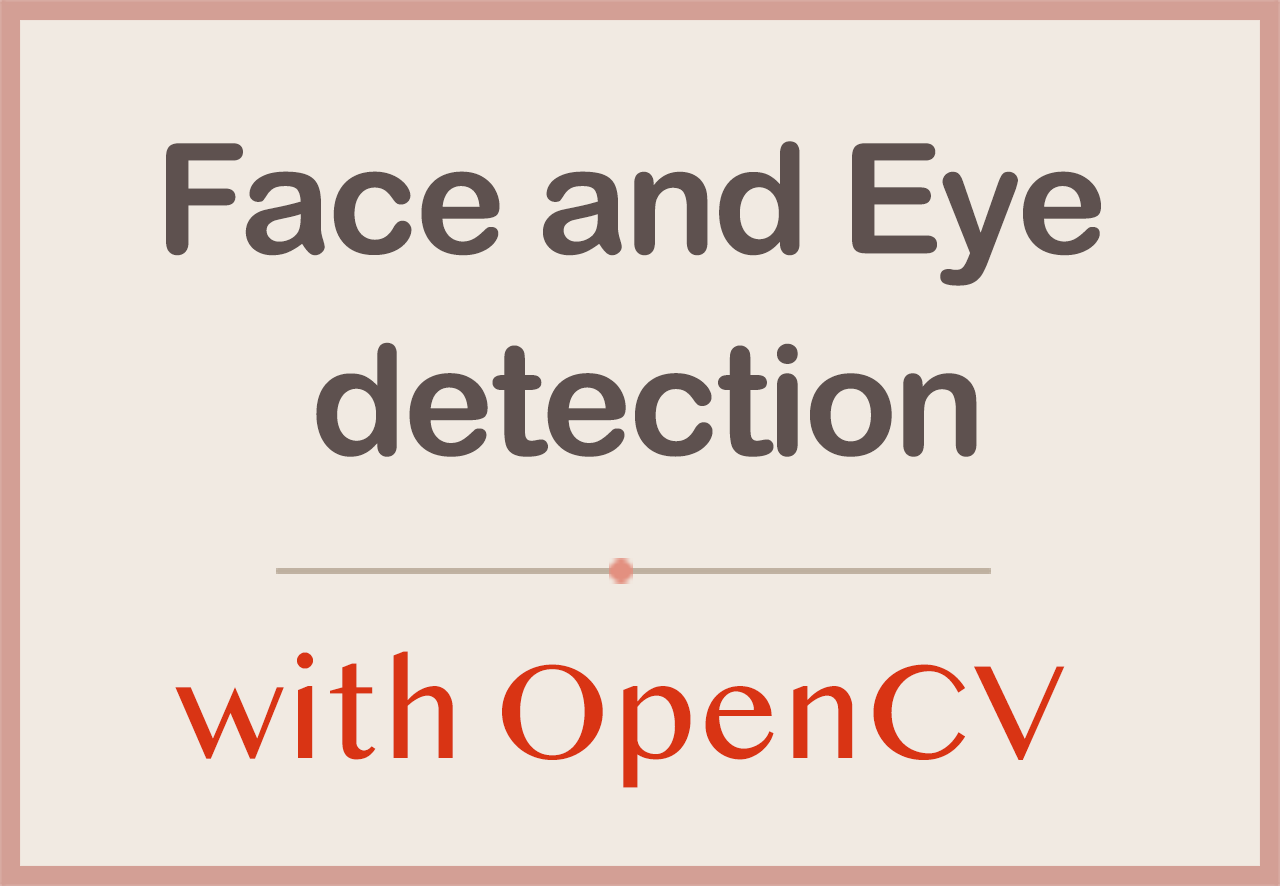 Face and Eye detection with OpenCV | DataScience+