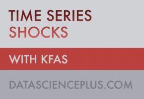 Kalman Filter: Modelling Time Series Shocks with KFAS in R