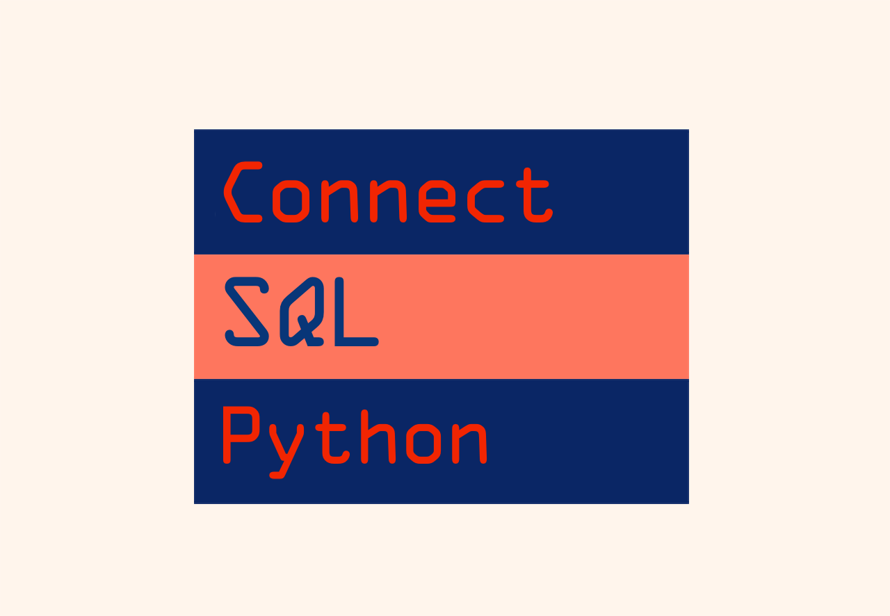 Connect Python to SQL   DataScience+