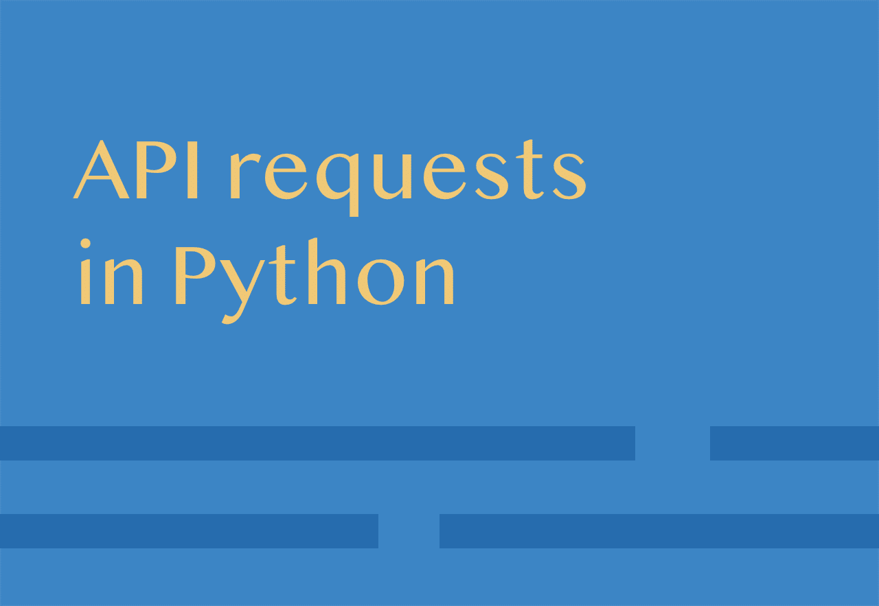 API requests in Python | DataScience+